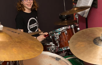 Private Drum Lessons for Kids NJ